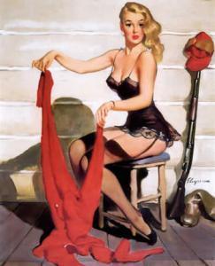 色情海报情色海报二战色情宣传画美国色情海报