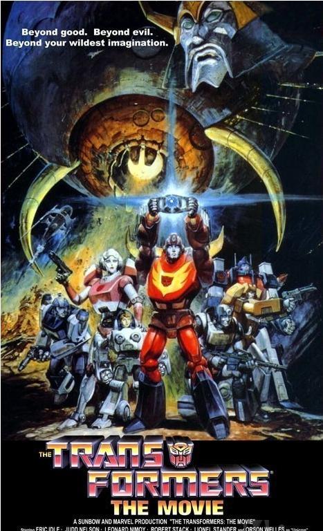 《变形金刚》(1986)中的擎天柱高清图片
