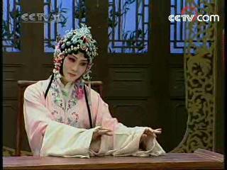 胡锦芳饰杜丽娘