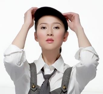 大陆影视美女明星—赵柯近照(组图) - 秋雨 - 秋雨 雨耐不住寂寞 就飘了下来