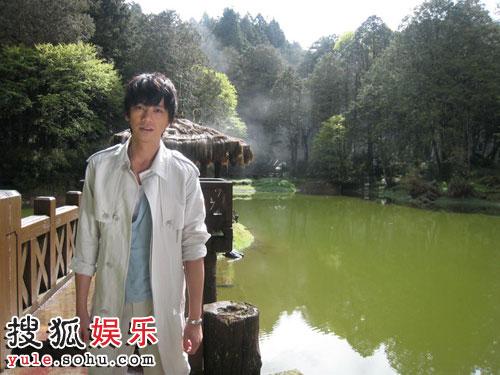 风景秀美的阿里山; 信变身琼瑶男主角