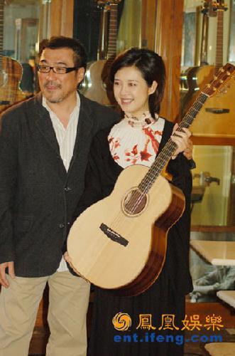 李宗盛感悟音乐人生 至今最迷仍是林忆莲(图)