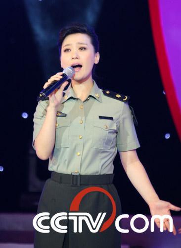 中国我爱你歌谱谭晶