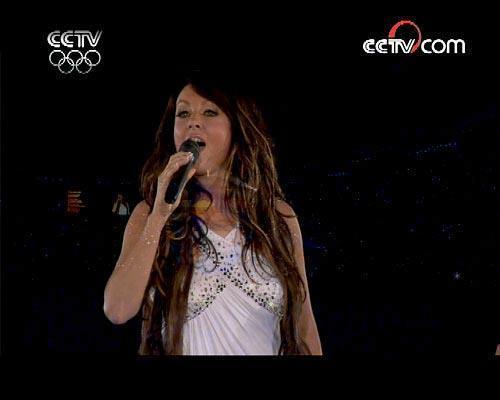 北京2008奥运会主题曲《我和你》童声合唱版(英文)