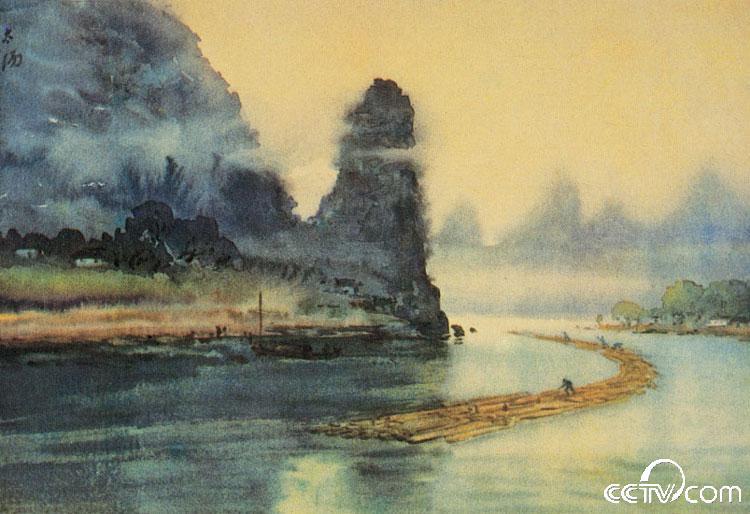 当前位置:首页-- 山水风景色彩写生