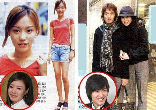 李敏镐未出道时照片_韩星出道前的样子李民浩从小有明星相