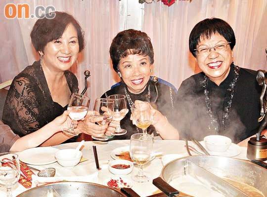 Paw Hee-Ching, Chan Lai-Wai, Ann Hui - Hat trick!