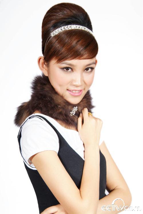 化妆造型师:子涵