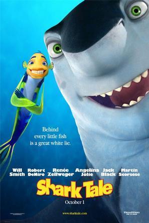 鲨鱼黑帮(在海底总动员之后,鲨鱼们成了主角,展现出了