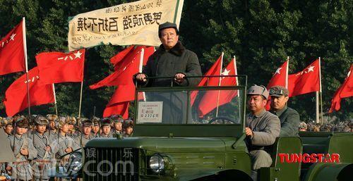 史上最强华语片《建国大业》票房破3亿3千4百万图片