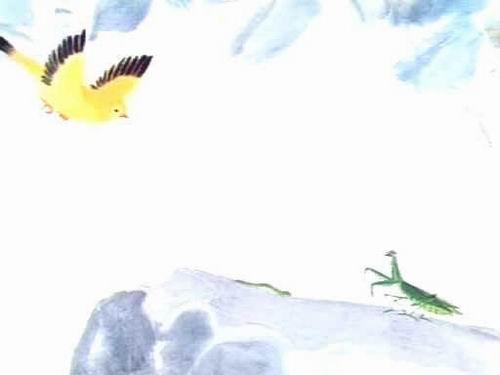 导演:胡进庆    动作设计:葛桂云,王荣珍    夏天,蜻蜓在荷花中穿梭