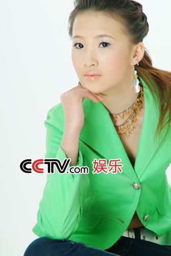 王璇档案_个人资料_照片/第8届cctv模特大赛;