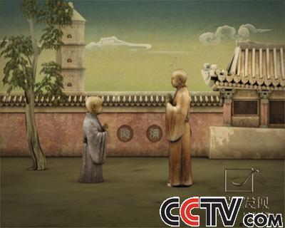 纪录片《大唐西游记》; 《大唐西游记》手绘图; 大唐西游记电影剧照
