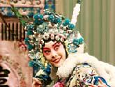 黄桦 武旦<br>剧目:锯大缸<br>角色:王大娘<br>国家京剧院