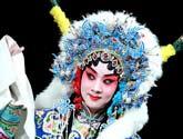 高红梅 青衣<br>剧目:霸王别姬<br>角色:虞  姬<br>上海京剧院