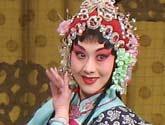 张云 花旦<br>剧目:柜中缘<br>角色:刘玉莲<br>北京京剧院