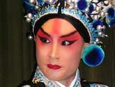 杜喆 老生<br>剧目:战太平<br>角色:花云<br>北京京剧院
