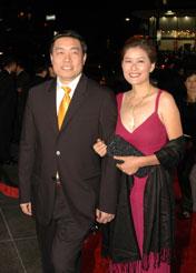 中美电影节共同主席沈群先生